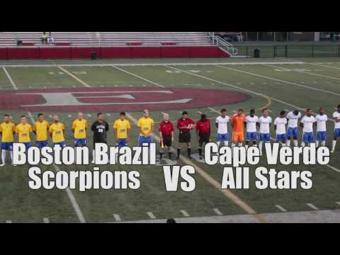 Boston Brazil Scorpions vs Cape Verde All Stars