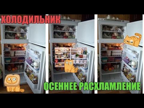 147. РАСХЛАМЛЕНИЕ: холодильник, морозилка I нужны ваши советы