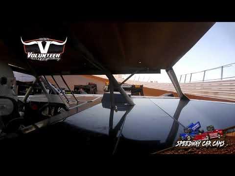 #27 Jonathon Wolfe - Sportsman - #Grinch40 - 12-7-19 Volunteer Speedway - In-Car Camera