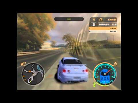NFS: Most Wanted, Cobalt SS vs BMW M3