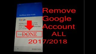 New Method 2017/2018 Bypass Google Account All Samsung tab, A3, A5, A7, J1, J2, J3, J5, J7, S5
