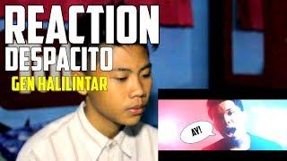 Download Video Despacito - Gen Halilintar - LIRIK UNTUK SEMUA UMUR!! #GREACT01 MP3 3GP MP4