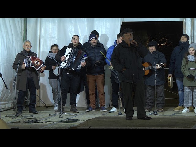 Gambatesa 318^ edizione maitunat 1-1-2018: squadra  ci stem pur nuj di Giovanni Venditti