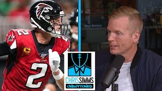 Game Review: Eagles vs. Falcons, NFL Week 2 | Chris Simms Unbuttoned | NBC Sports