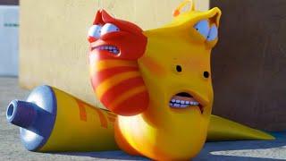 LARVA   STUCK TOGETHER   Cartoon Movie   2019 Cartoon   Cartoons For Children   WildBrain Cartoons