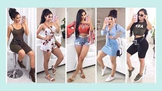 Video CASUAL Summer try on haul: MARIA PALAFOX download MP3, 3GP, MP4, WEBM, AVI, FLV November 2018