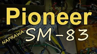 Pioneer SM-83 [Reduktor Szumu] #184