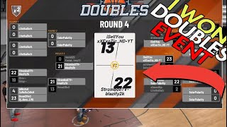 I WON DOUBLES?!😱HOW TO WIN DOUBLES EASY😱 NBA2K19