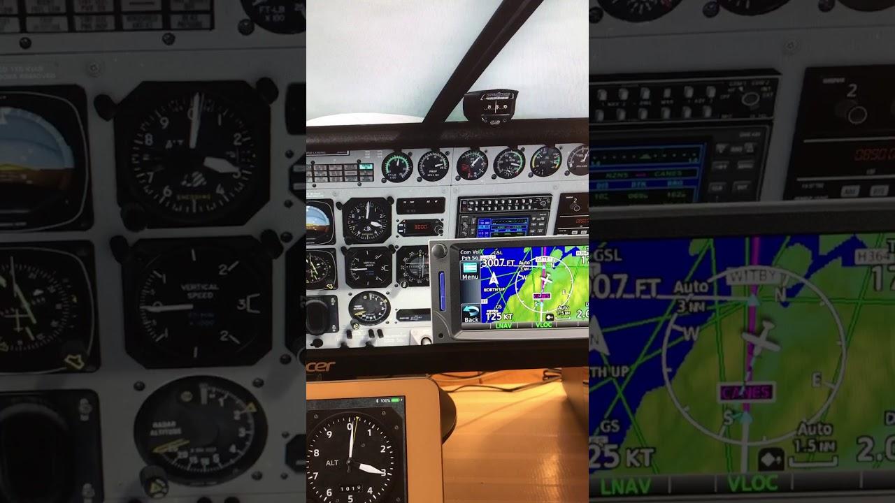 RemoteFlight Cockpit HD and Flight1 GTN 750 and Prepar3D and Pro-ATC X