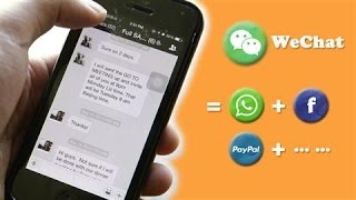 China's WeChat Goes Beyond Social Networking