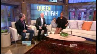 Queen Latifah Tries to Revoke Anderson Cooper's Gay Card