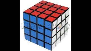 Сборка Кубика Рубика 4×4.Ребра