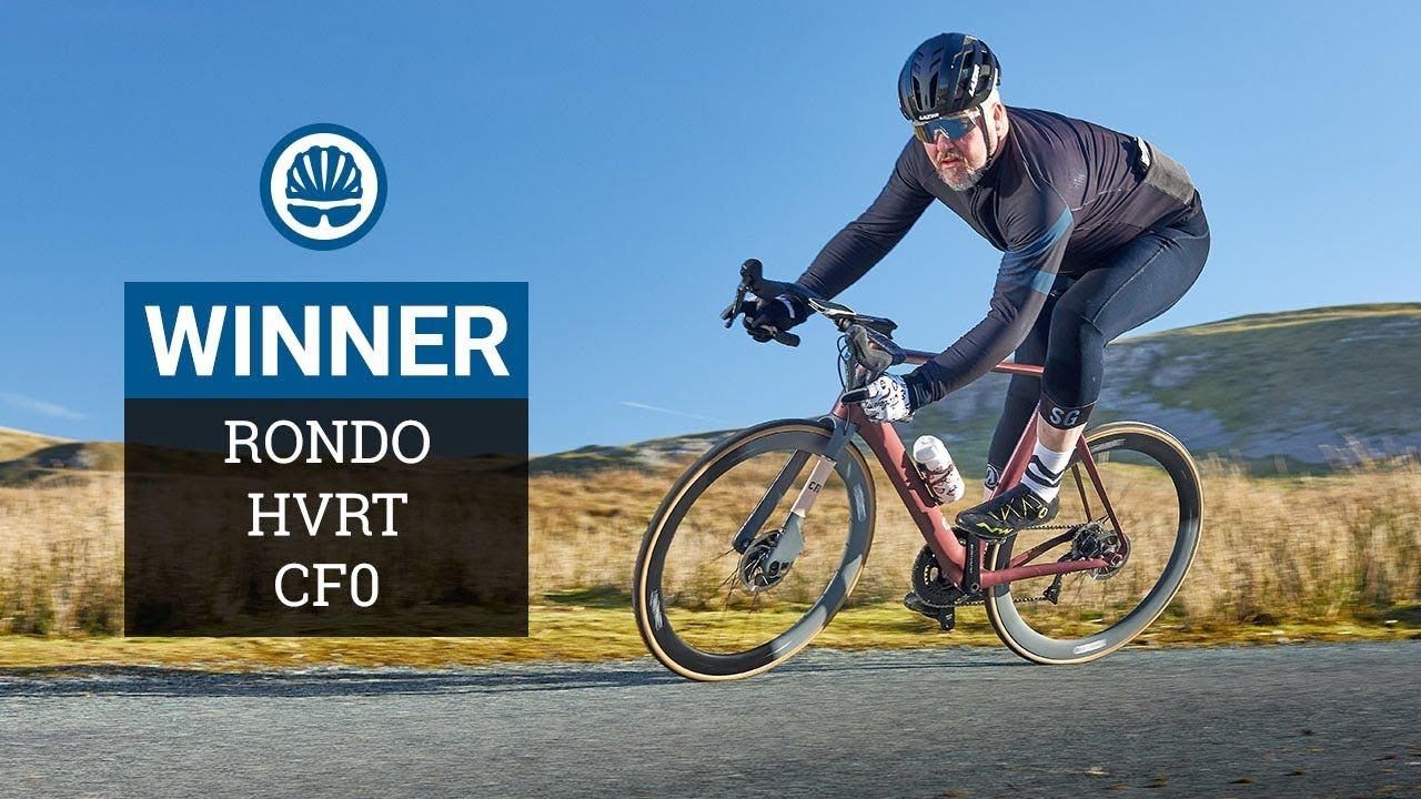 Road Bike of The Year WINNER | Rondo HVRT CF0