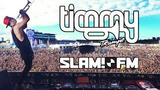 Timmy Trumpet Freaks Radio Instrumental Karaoke as on SLAM