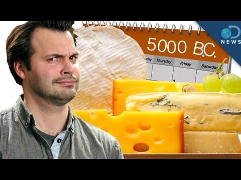 The SURPRISING History of Cheese