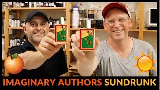 Imaginary Authors Sundrunk Preview W/Josh Meyer + 5 - 14ml Bottles USA Giveaway