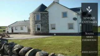South Airies Farmhouse, Near Portpatrick, Stranraer, Scotland