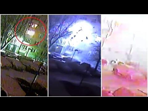 Взрыв в квартире в Твери