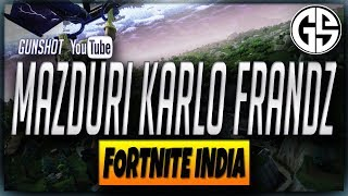 Fortnite Newbie, Indian/Hindi