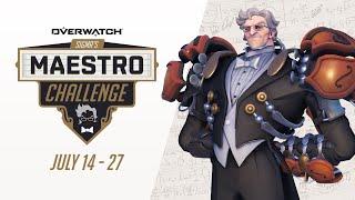 Sigma's Maestro Challenge | Overwatch
