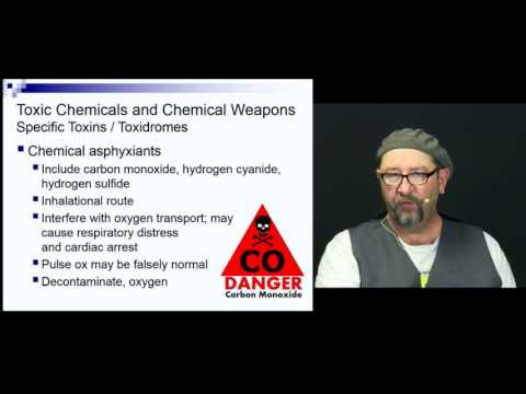 EM:Prep 2017 Article 10  - Toxic Industrial Chemical and Chemical Weapons