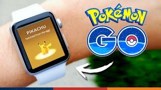 ¡¡POKEMON GO EN TU RELOJ!! | Apple Watch 2