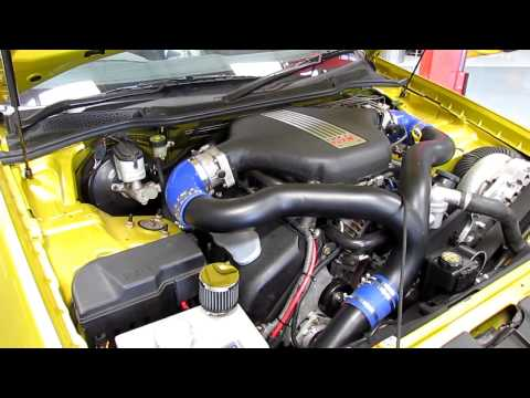 840 Rwhp Supercharged Ba Xr8 Ford Youtube