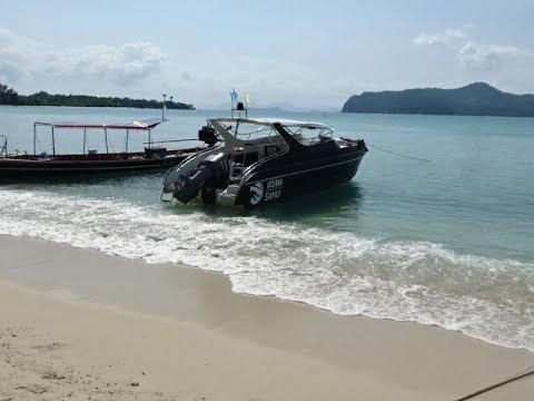 Conrad Koh Samui Resort, Thailand - Speedboat visit Matsum Island