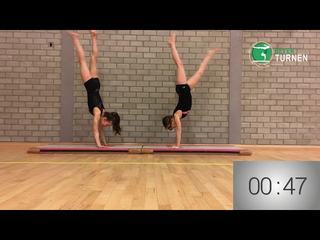 Cardio Core Challenge Beter Turnen Workout Dag 4