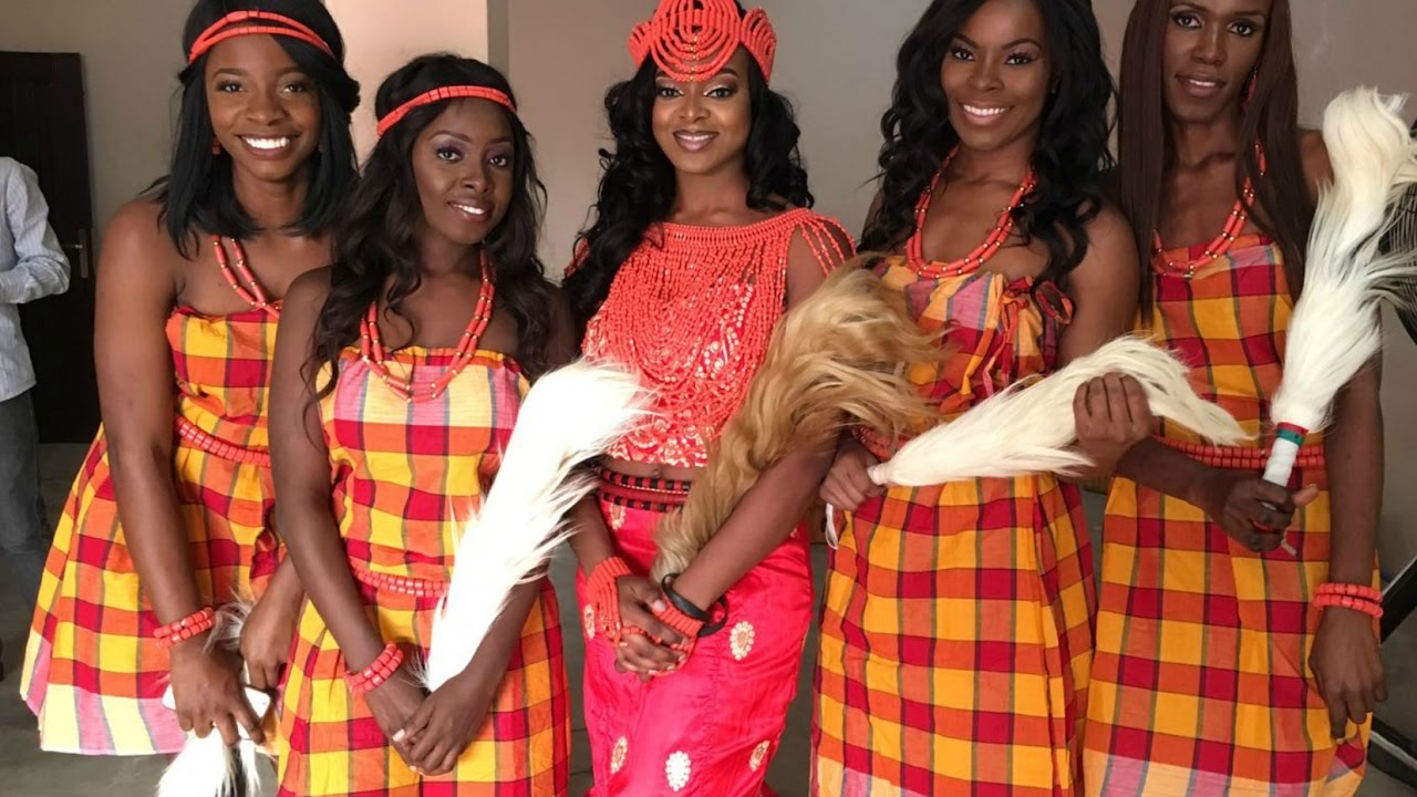 My Nigerian Wedding Part 1 - IfyYvonne - YouTube