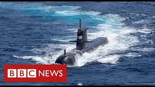 Chinese outrage at new US-UK-Australian security pact - BBC News