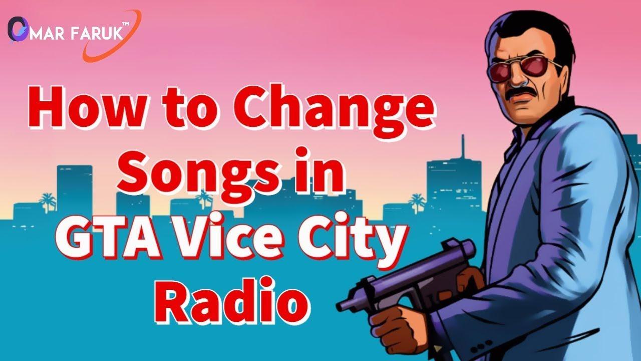 GTA Vice City Soundtrack My Favourite Music - YouTube