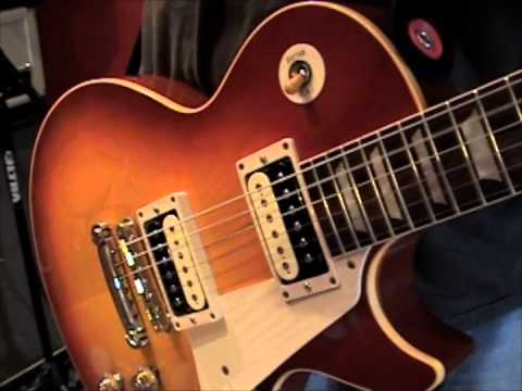 mojotone hand wound field charged paf pickups demo with gibson 58 historic les paul youtube. Black Bedroom Furniture Sets. Home Design Ideas