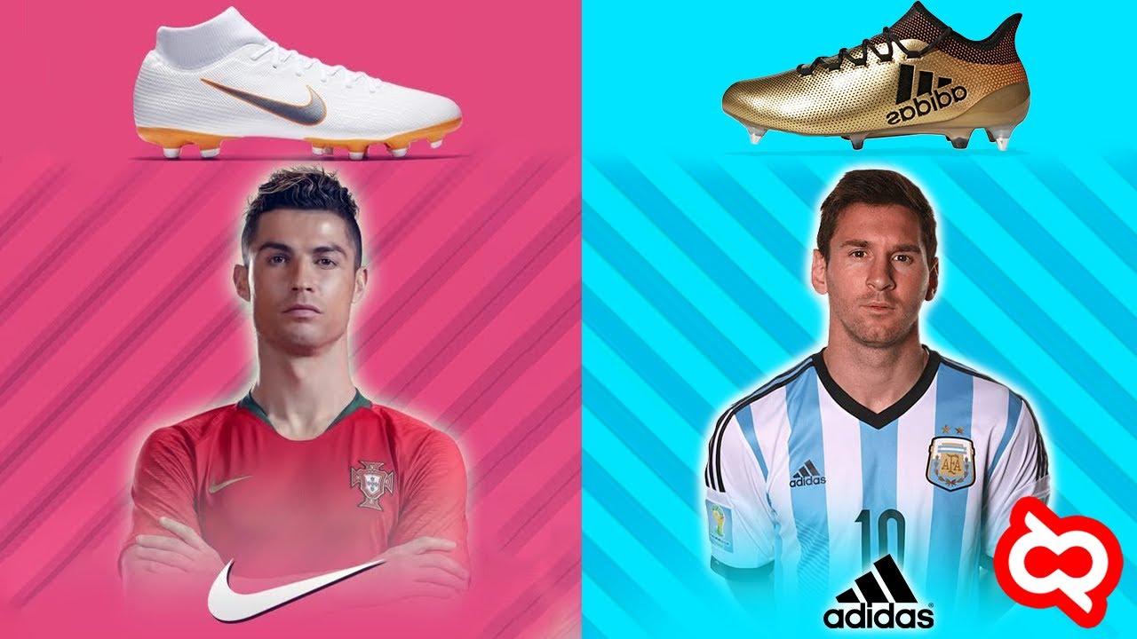 Rivalitas Paling Sengit Dalam Dunia Perlengkapan Olahraga! Adidas vs Nike: Siapa yang Lebih Unggul?