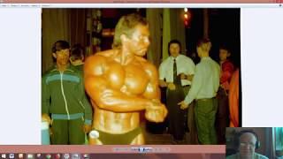 Культуризм  -   Кубок  СССР 1988год  г.Ленинград