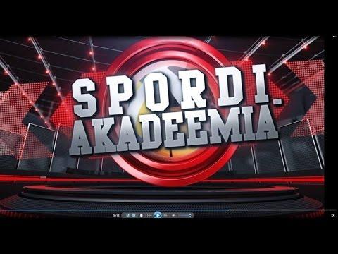 Spordiakadeemia - 26.01.2015