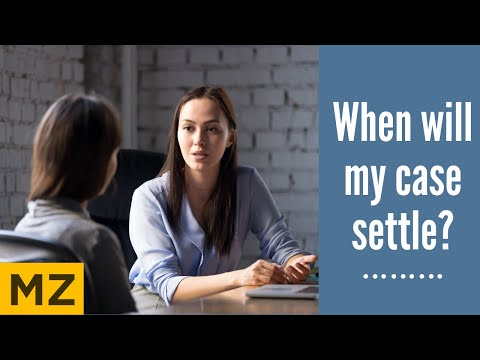How Long Will My Personal Injury Settlement Take?