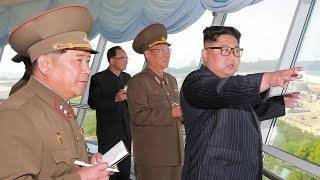 Kim Jong-un replaces North Korea's top 3 military leaders