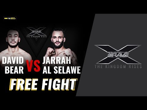 Brave 10: Jarrah Al Selawe vs David Bear