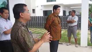 Dialog Ketua KPU Husni Kamil Manik dengan Calon Pemilih di Brunei