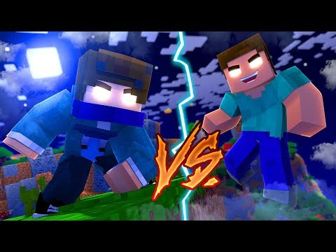New Hacker Song: Hacker vs Herobrine 1 (Top Minecraft Songs)