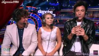 Bindi Irwin & Chandler Powell on All Access - Week 6 - Season 21 - DWTS