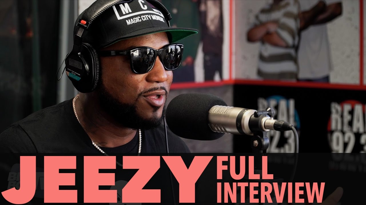 """Download Jeezy on """"Trap Or Die 3"""", Donald Trump vs. Hillary Clinton! (Full Interview) 