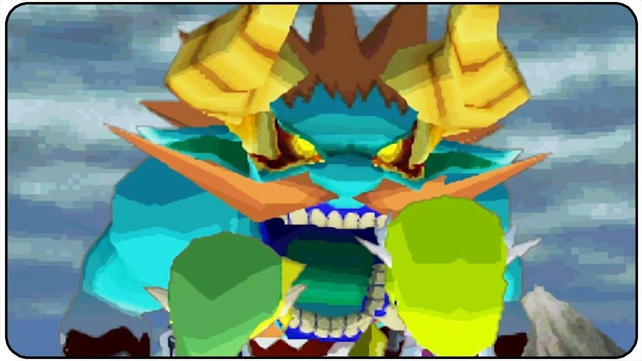 Legend Of Zelda Spirit Tracks (DS) - All Bosses