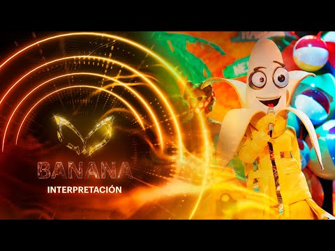 #BananaEs ¿Banana es #TeamConsueloDuval?   Quién es la Máscara 2020