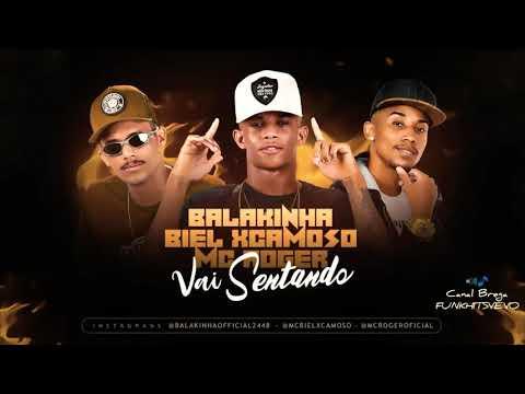 MC ROGER E MC BIEL XCAMOSO E MC BALAKINHA - VAI SENTANDO - GS O REI DO BEAT