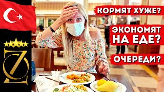 ШВЕДСКИЙ СТОЛ В ТУРЦИИ Чем и как кормят на Все включено в отеле 5 новые правила отдых в Турции