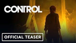 Control Teaser Trailer - E3 2019
