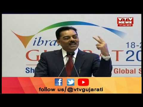Africa Day in Vibrant Gujarat: Kenyan Businessman Dr. Vimal Shah addressing the Event | Vtv News