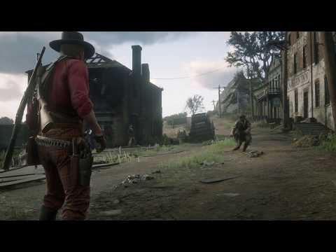 Red Dead Redemption 2 - The hardest duel ever